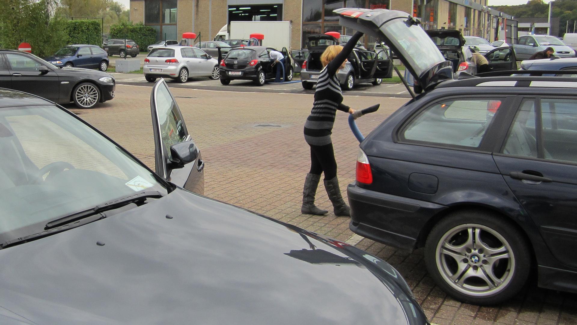 aspirateur voiture wavre carwash entretien