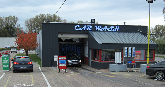 carwash de wavre bureau reception