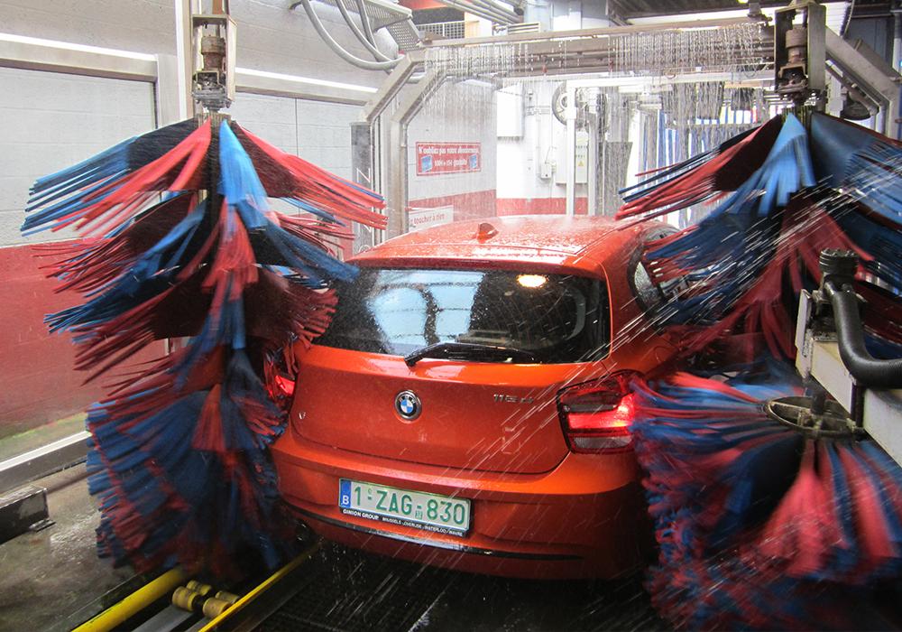 carwash en action voiture autowash wavre brabant wallon