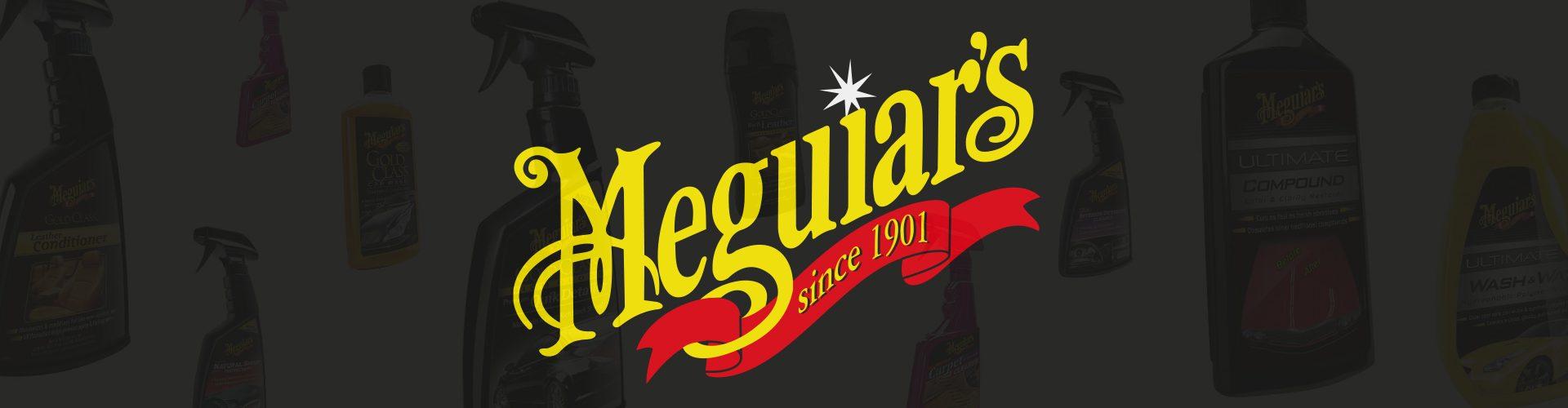 Produits Meguiar's
